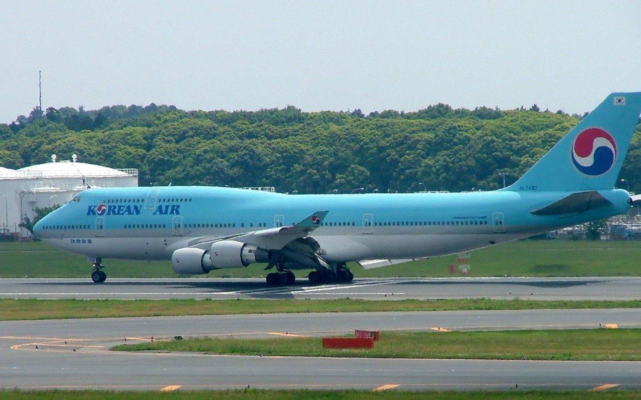 Letové řády Korean Air